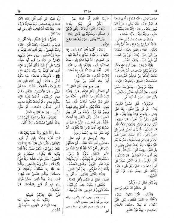 lisanul-arab-3348-fatwa