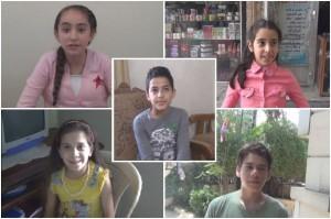Bocah Suriah