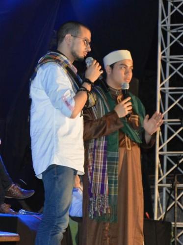 Mostafa Atef di Cicalengka, Bandung